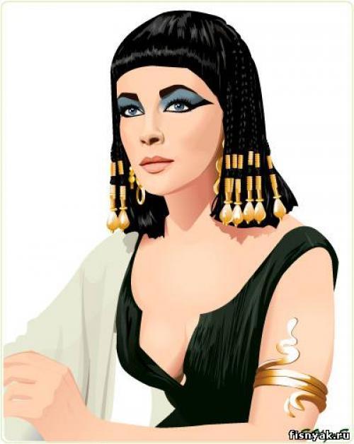 История развития косметики в древнем египте. Косметика ...