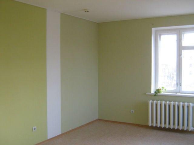 красим стены в квартире в два цвета дизайн фото 2