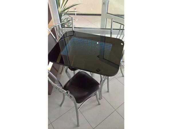 Стол обеденный с подсветкой Силуэт - приобрести в ...