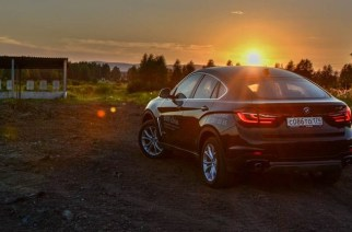 BMW X6. Ночь десантника