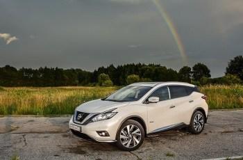 Nissan Murano. Экспрессивно-консервативный синдром