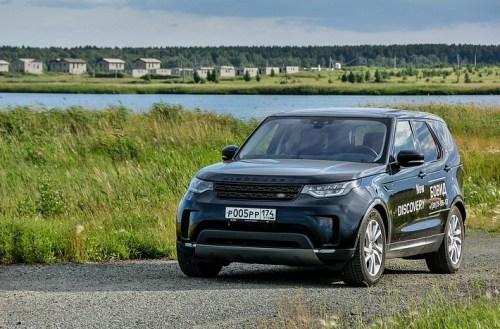 Land Rover Discovery. Не до жиру