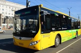 Электробус. Тест в Челябинске