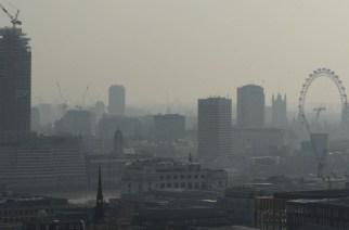 Временами Лондон мало отличается от Челябинска. Фото сделано в апреле 2015 года