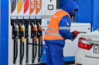 Цена бензина стремится к рекордам
