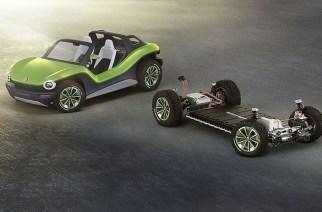 Volkswagen создал отдельную платформу MEB для электромобилей, на которой планирует строить десятки моделей под брендами Volkswagen, Skoda, Seat