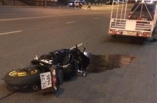 Спорное ДТП с мотоциклом: дотошный разбор