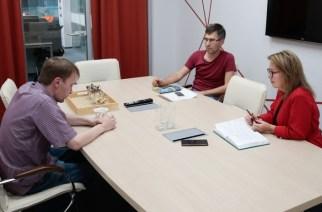 Алексей Сальников: «Звучит абсурдно? Ну и что?»