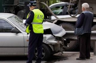 Пример ДТП, когда пьяный за рулём невиновен
