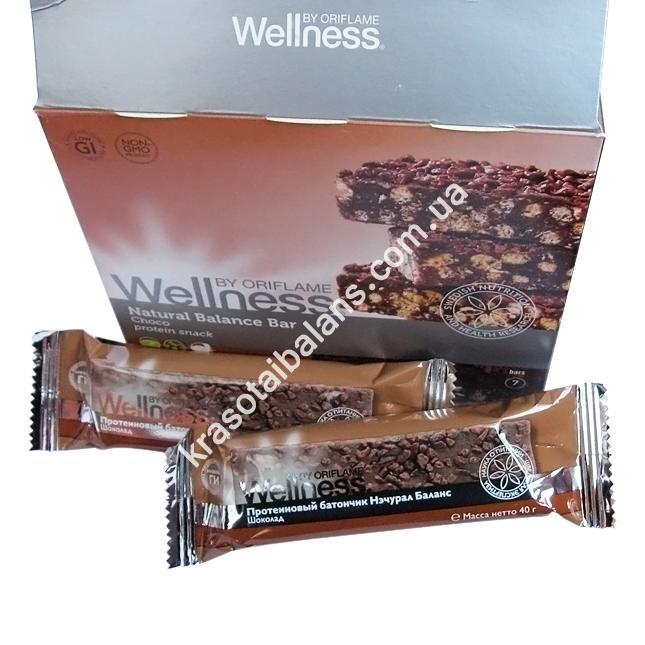 Протеиновые батончики «Natural Balance» Шоколад_3