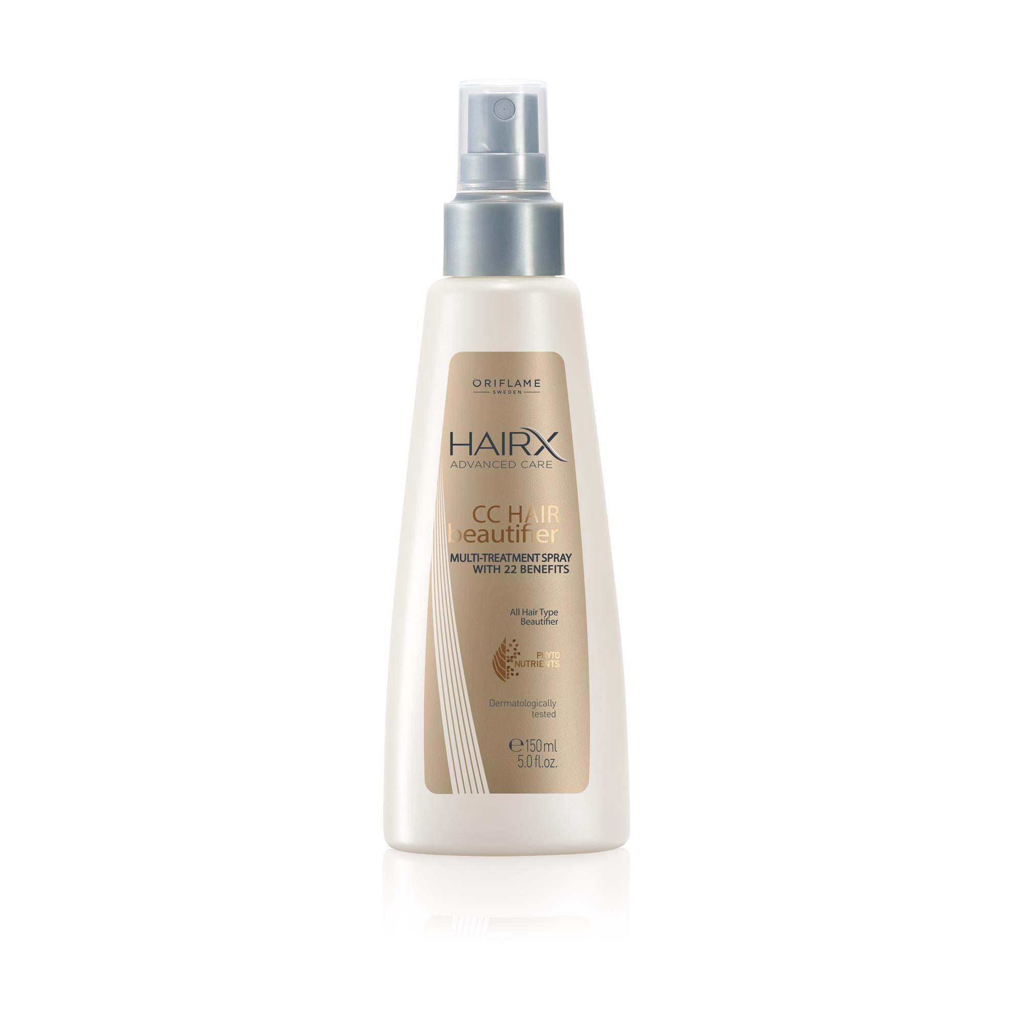 Мультифункциональный СС-крем для волос HairX