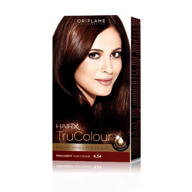 Краска для волос «Цвет-Эксперт» Медно-каштановый махагон