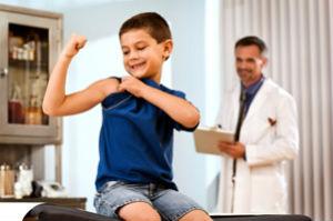 Почему твой ребенок здоров?