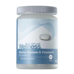 Комплекс «Морской кальций и витамин D»