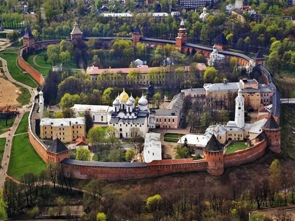 Достопримечательности Великого Новгорода описание и фото