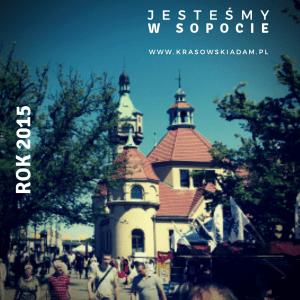 Jesteśmy w Sopocie, czyli artykuł z przeszłości