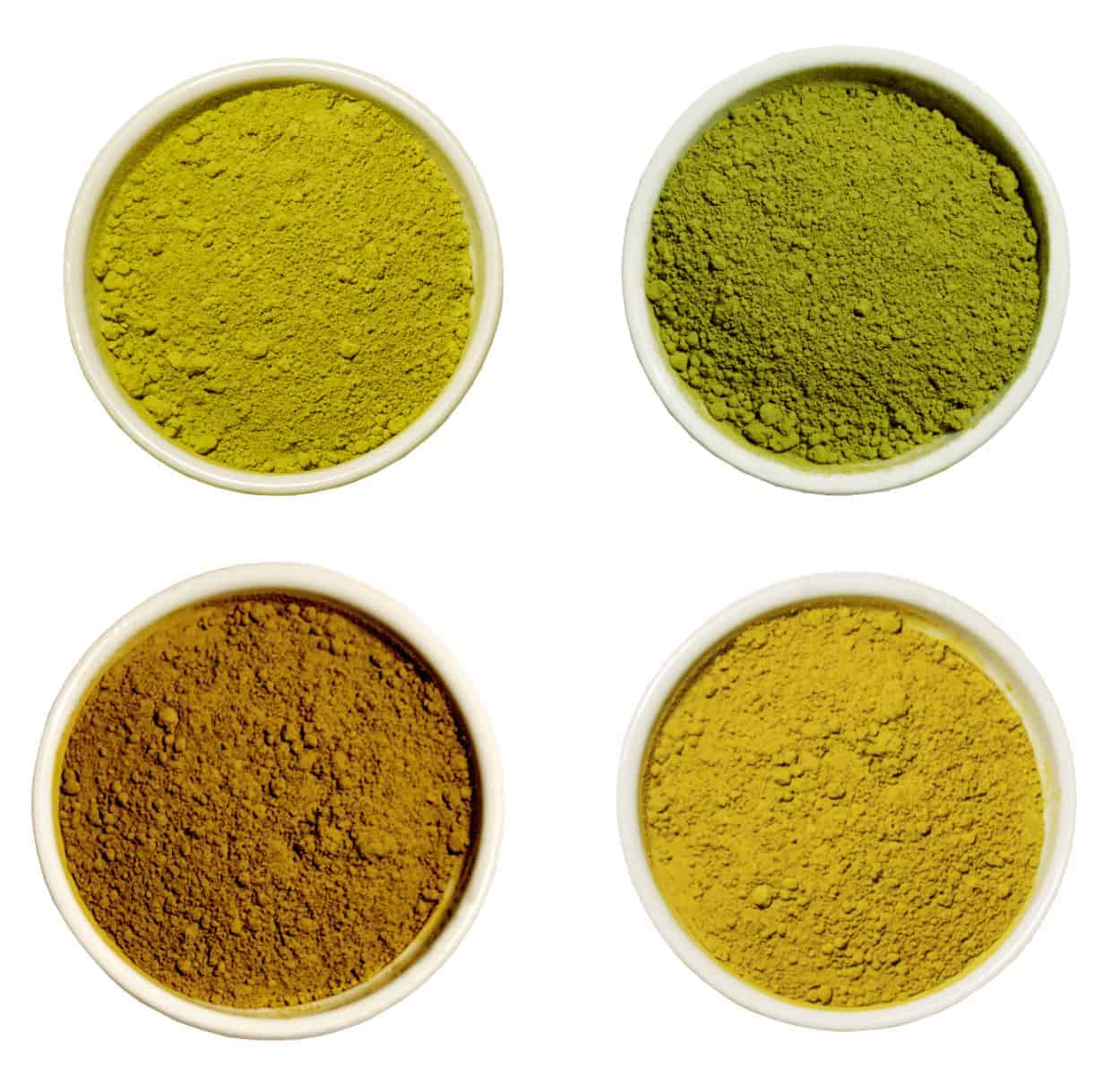 Paquete de muestra de kratom