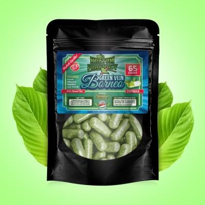 Green Borneo - 65 Capsules
