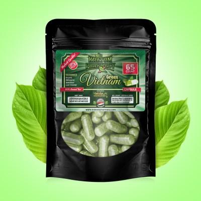 Green Vietnam - 65 Count Capsules