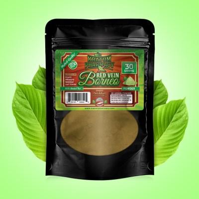 Red Borneo - 30 gram