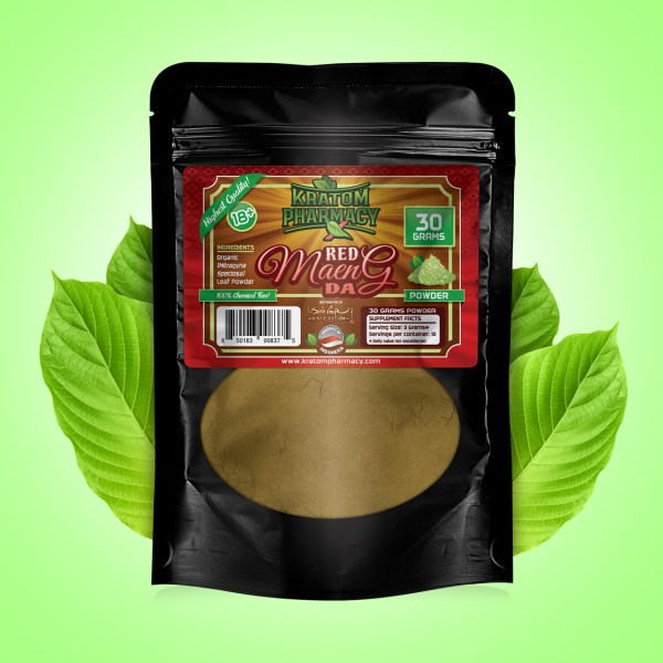 Red Maeng Da - 30 gram powder