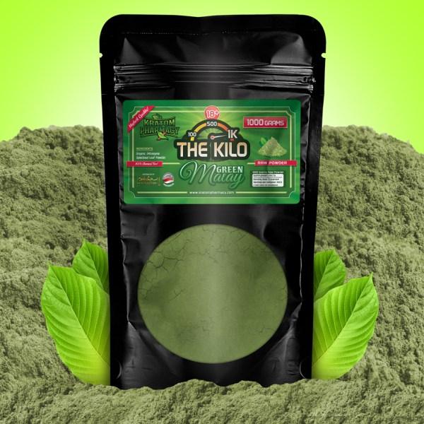 Green Malay - 1000 gram