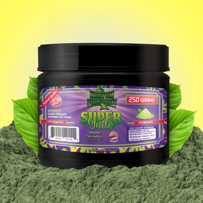 Kratom Pharmacy - Super Indo - 250 gram powder