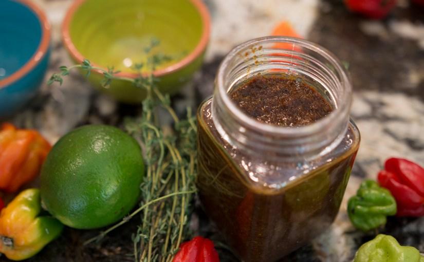 Jerk paste – The perfect smoky marinade