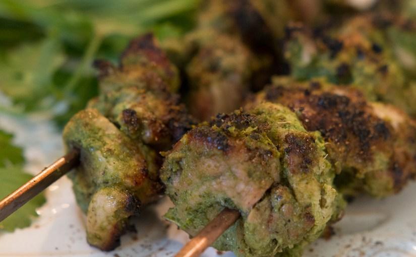 Pahadi kebab