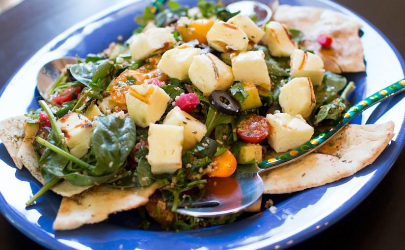Arabic Party Salad