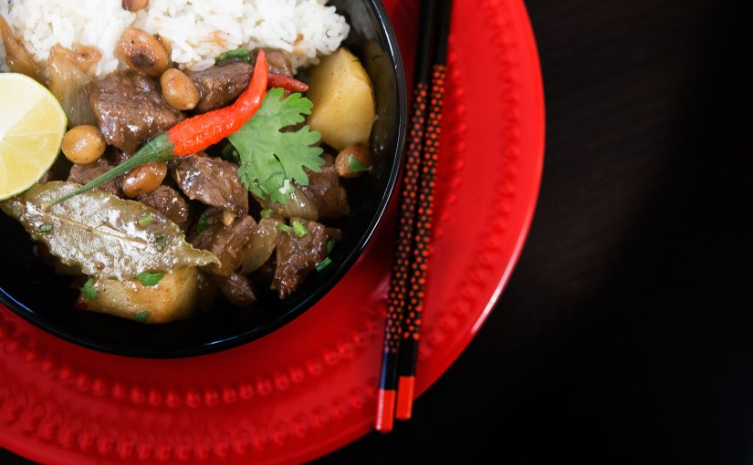 Thai Massaman Beef Curry