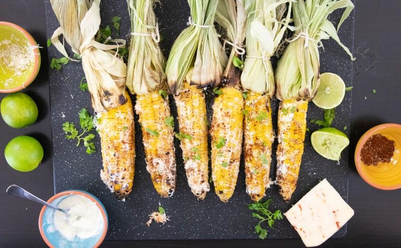 Mexican Street Corn – Elotes