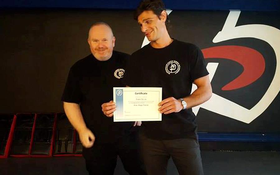 Personal training Krav Maga Antwerpen