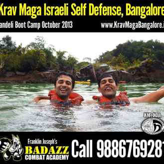 Good friends : Dandeli Boot Camp Oct 2013