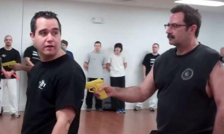 Gun defense from behind tutorial