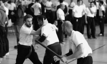 Krav Maga black belt exam