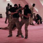 SWAT antiterrorist Krav Maga seminar