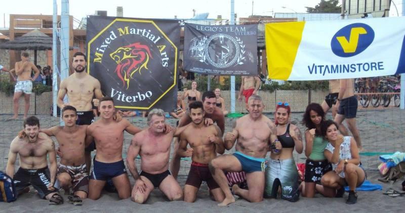 Beach wrestling Viterbo 1