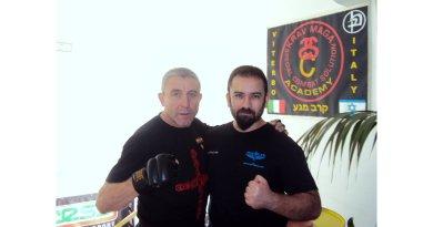 Girolamo Metelli e Silvio Izzo