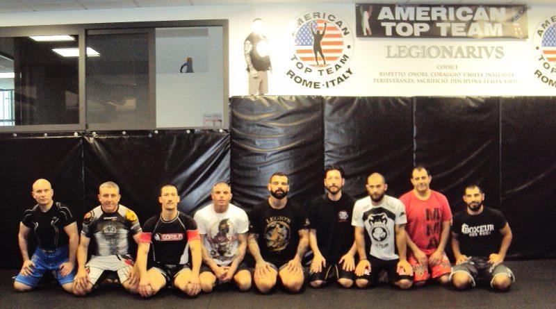 Master Class American Top Team Roma
