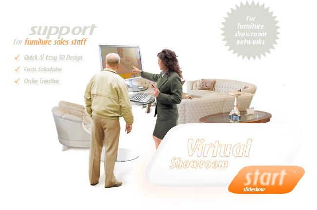 ilu virtShowroom Furniture Sales
