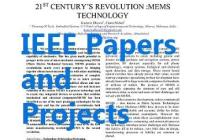 IEEE papers for presentation