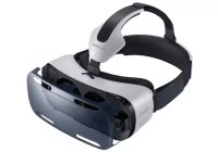 Samsung Gear Virtual Reality device