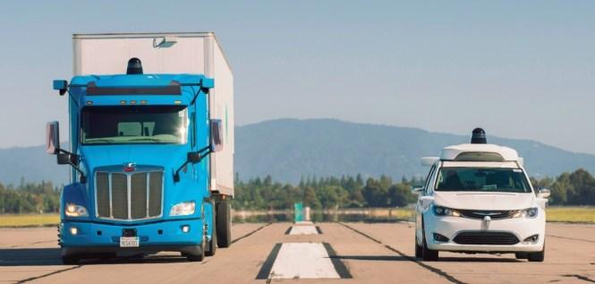 Waymo - a self-driving car company