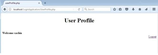 PHP Login Form using MySQL database- Krazytech