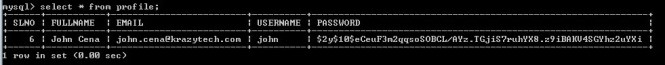 Password encryption in PHP registration using MySQL