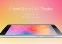 Xiaomi-Mi4i side view