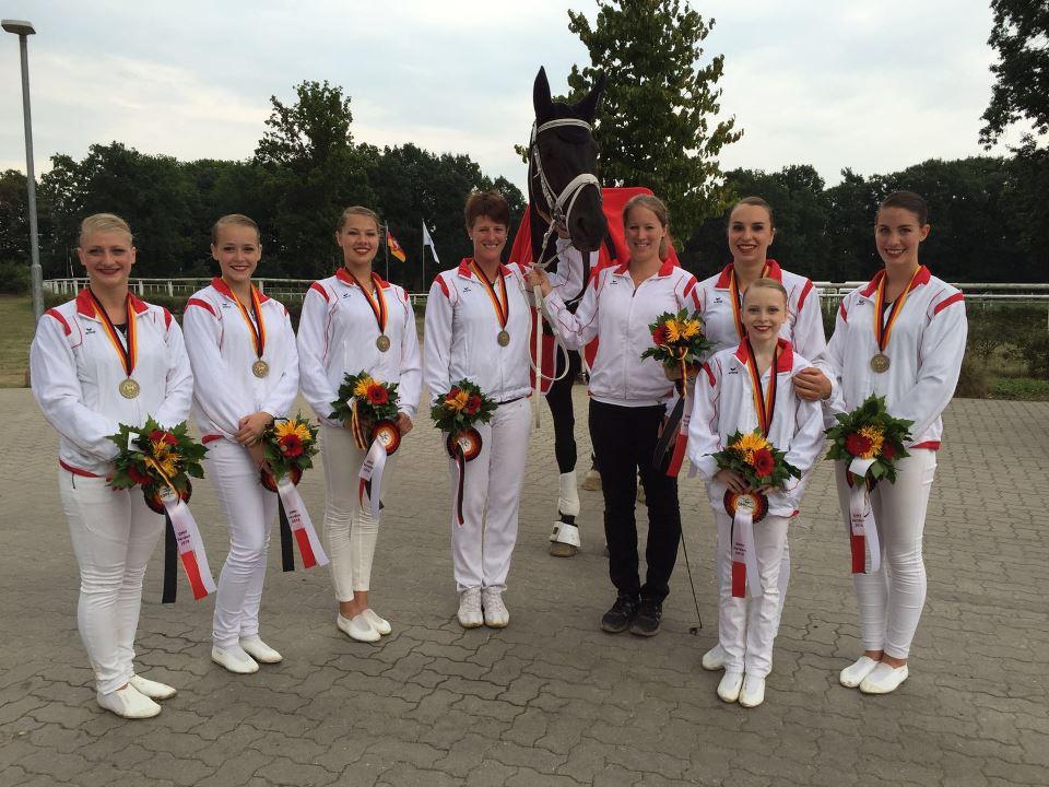 Bronze für das Team aus Butzbach