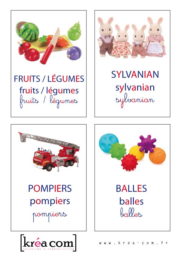 etiquette rangement jouet montessori