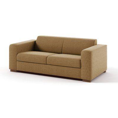 sofa 2 seat mocca
